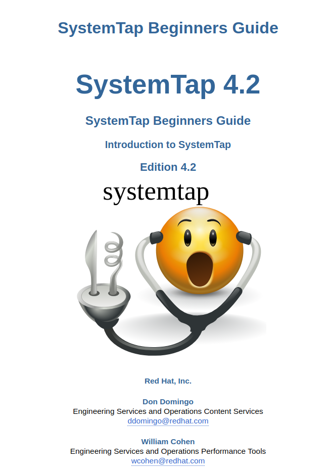 SystemTap Beginners Guide