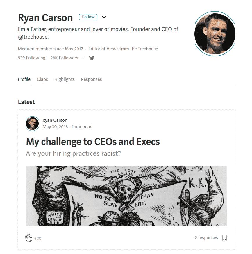 Ryan Carson