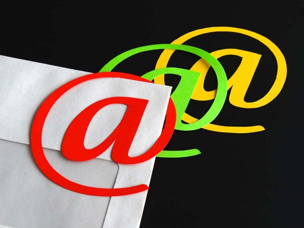 Проверка формата электронного адреса