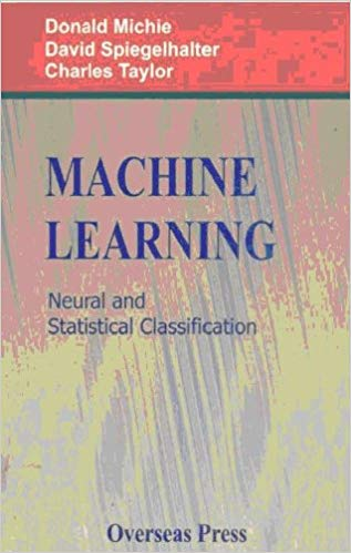 Machine Learning: Neural and Statistical Classification