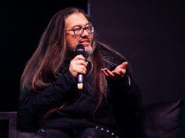 Джон Ромеро, один из основателей id Software, работавший надDoom, Quake, Wolfenstein 3D