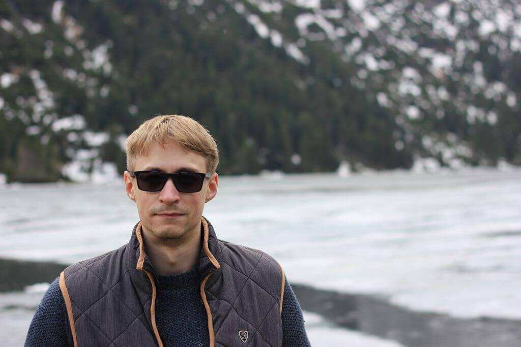 Минский программист Михаил