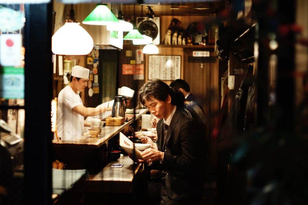 Отношение к программистам в Японии