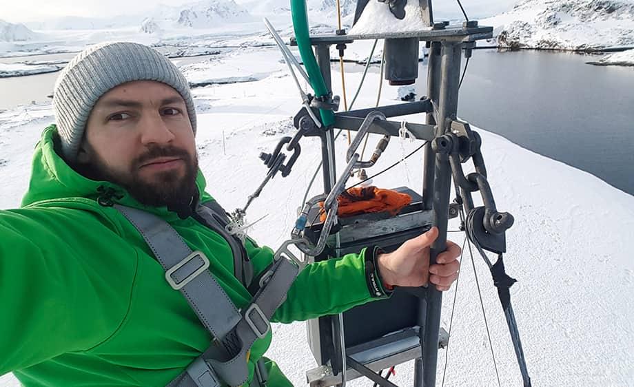 Сисадмин в Антарктике