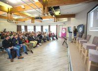 На конференции Human2IT