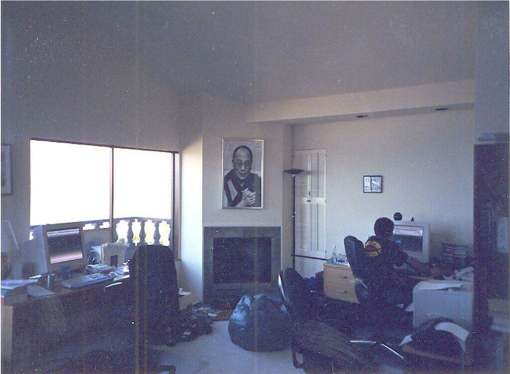 Первый офис Salesforce. Flickr