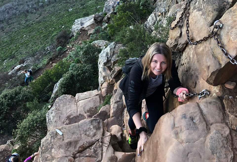 Любимое пятничноъ развлечение жителей Кейптауна