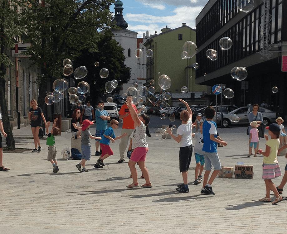 Уровень безопасности в Люблине