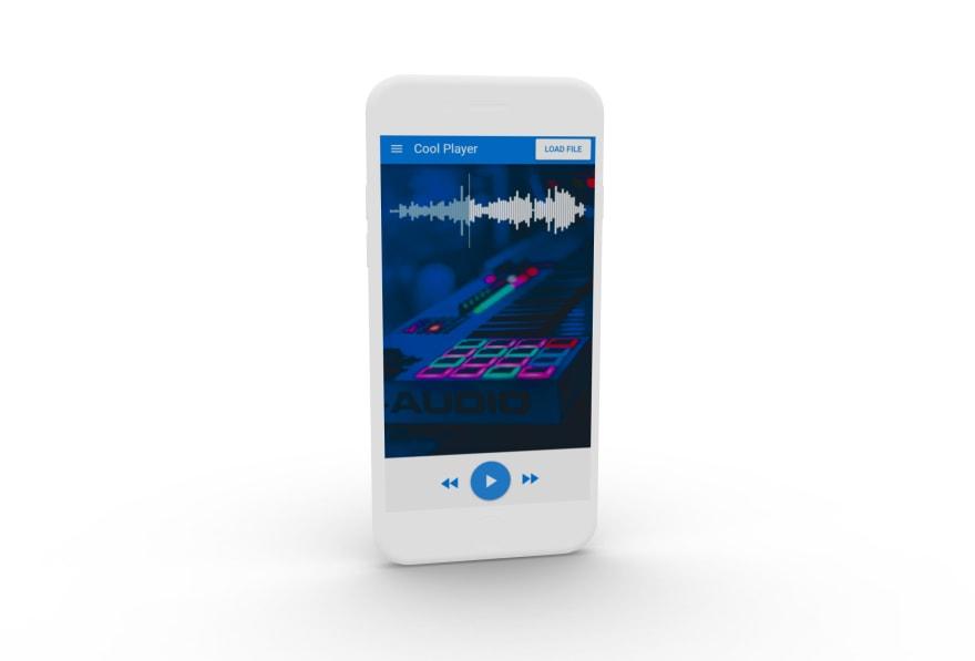 Проект мобильного приложения