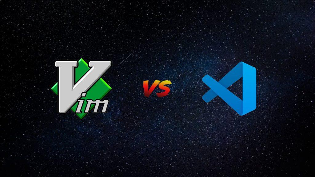 Vim и VS Code