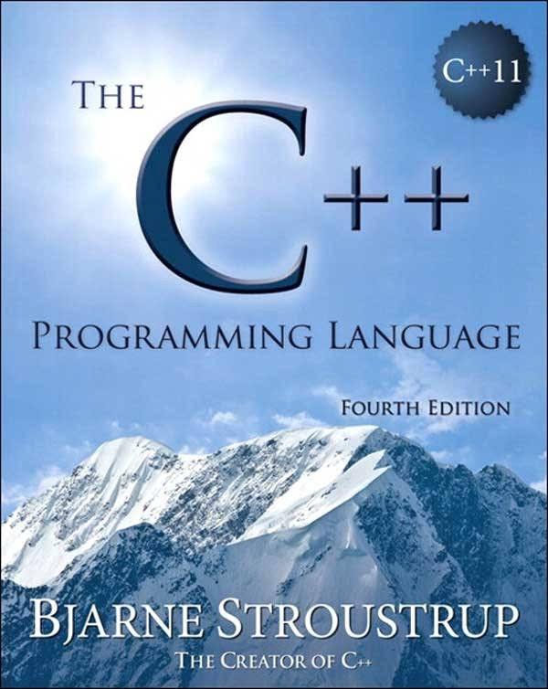 Язык программирования С++ — одна из лучших книг для изучения языка C++