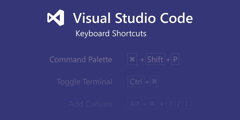 Полезные сочетания клавиш в VS Code