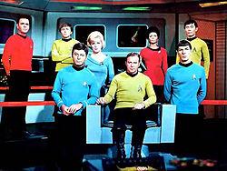 Команда из Звездного пути