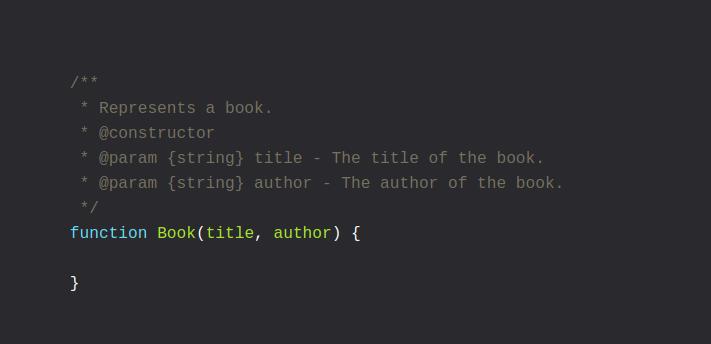 Комментарии в коде