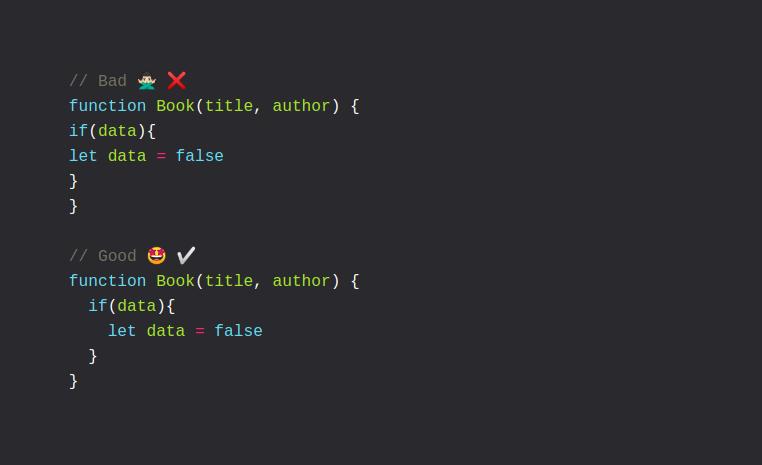 Форматирование кода