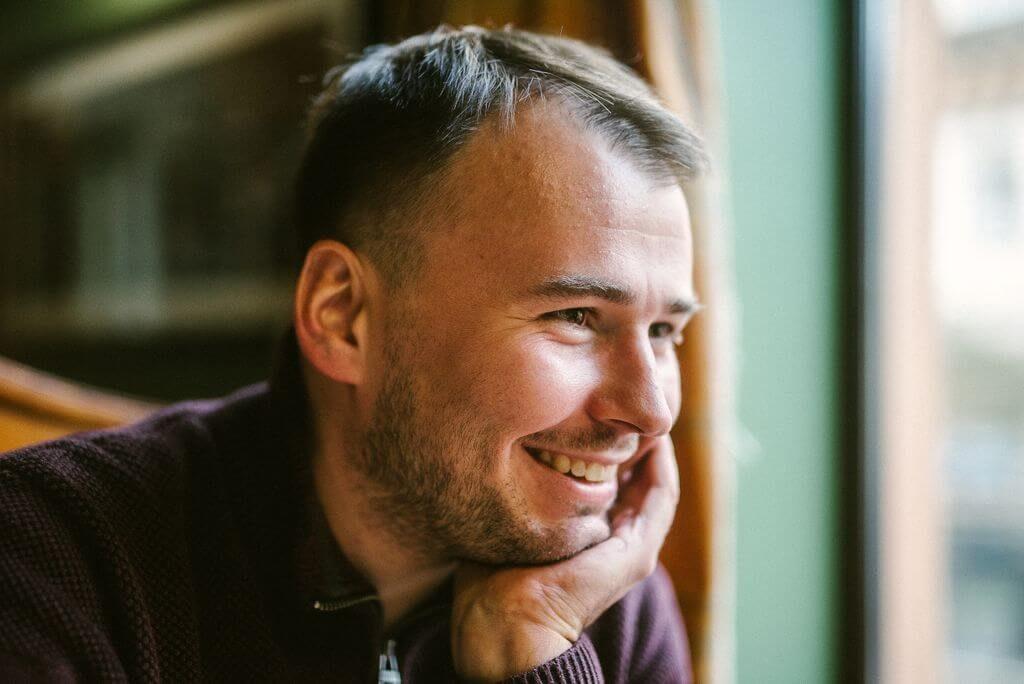 Алексей, разработчик, работающий в Берлине