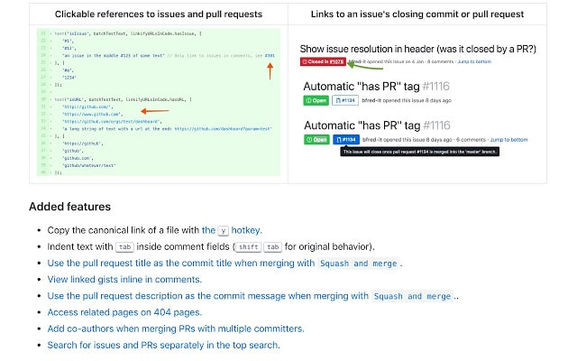Refined GitHub - расширение браузера для работы с GitHub