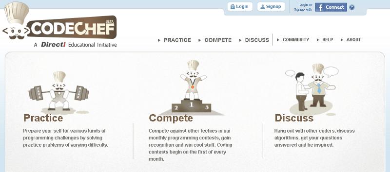CodeChef - сайт по спортивному программированию