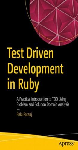 Test Driven Development in Ruby