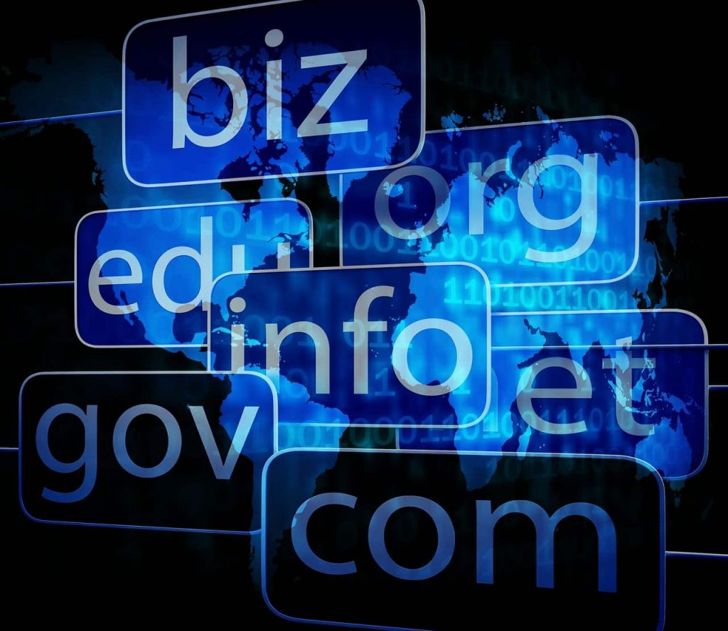 DNS — система доменных имен