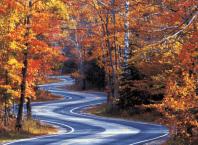 Дорога в Висконсине