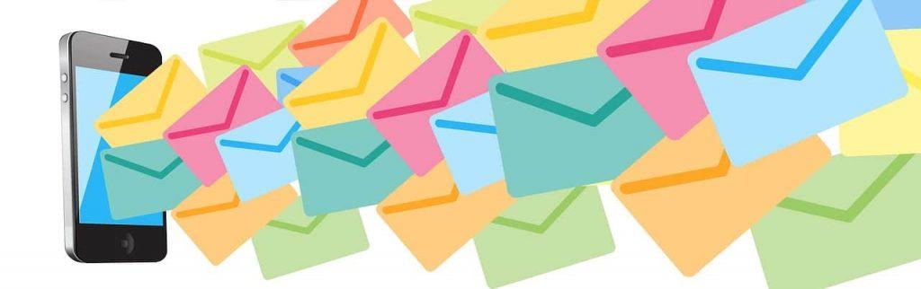 Уведомления в телефоне и электронные письма сильно отвлекают от работы