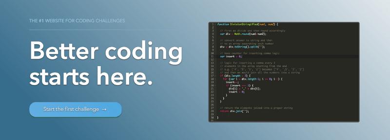 Coderbyte - больше 200 задач по программированию