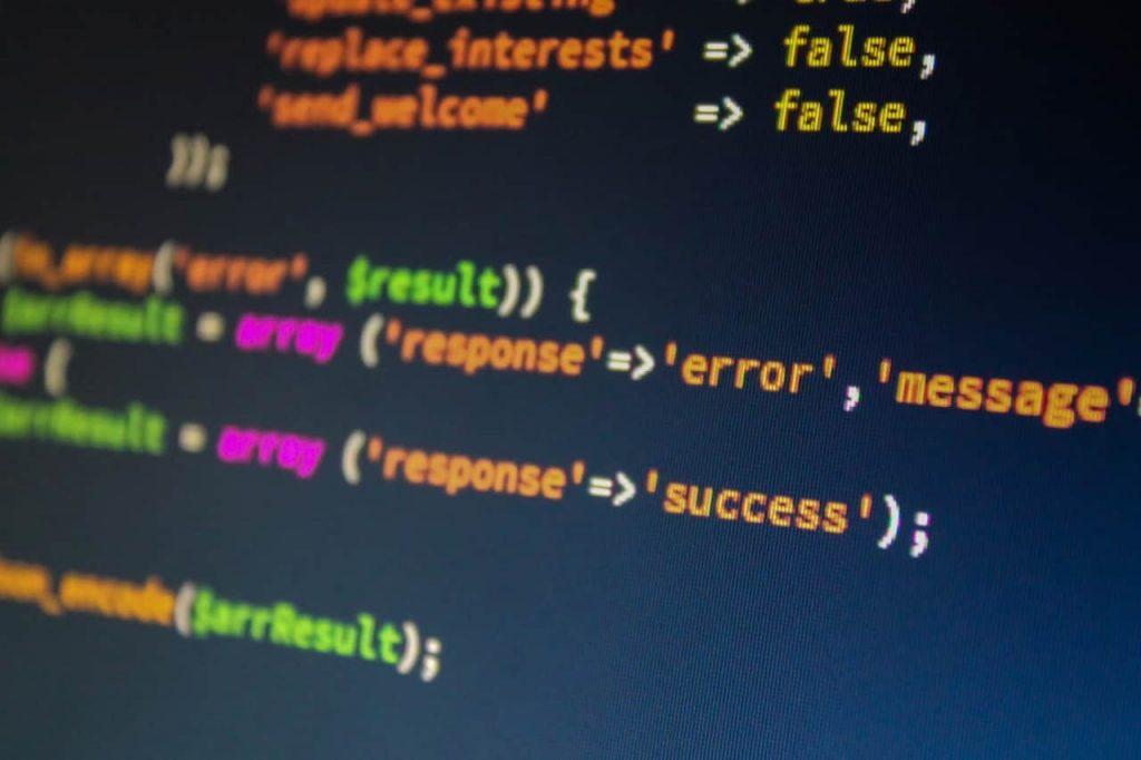 Ошибки начинающего программиста