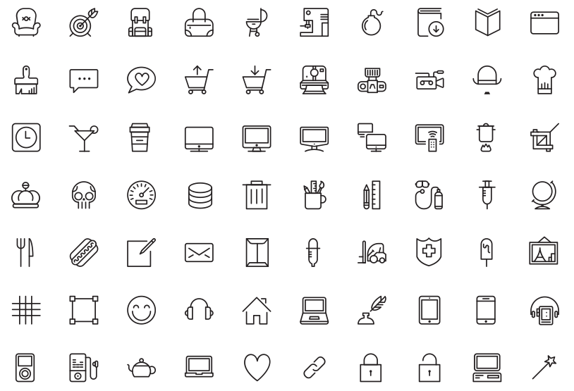 Linearicons
