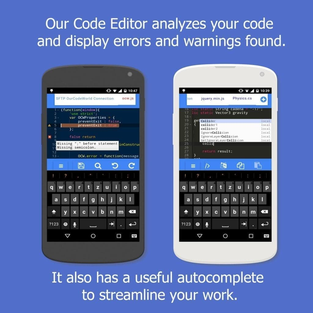 Текстовые редакторы для Андроид