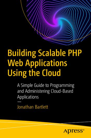 "Обложка книги ""Building Scalable PHP Web Applications Using the Cloud"""