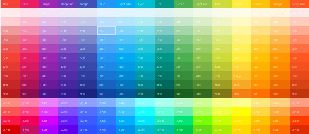 Инструмент для выбора цвета с графическим интерфейсом