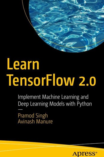 "Обложка книги ""Learn TensorFlow 2.0"""