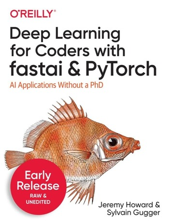 "Обложка книги ""Deep Learning for Coders with Fastai and PyTorch: AI Applications Without a PhD"""