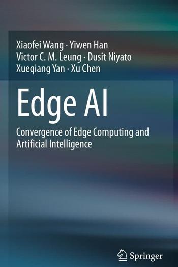 """Обложка книги """"Edge AI"""""""