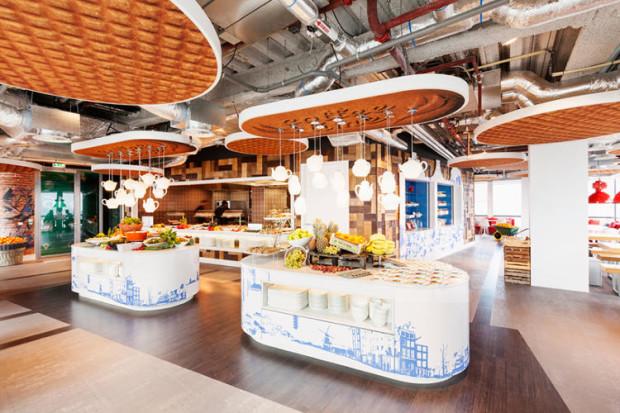 Офис Google Амстердам