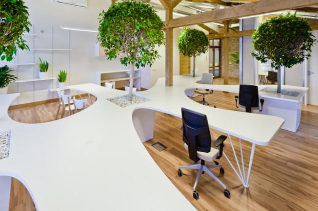 5 удивительных мест для работы