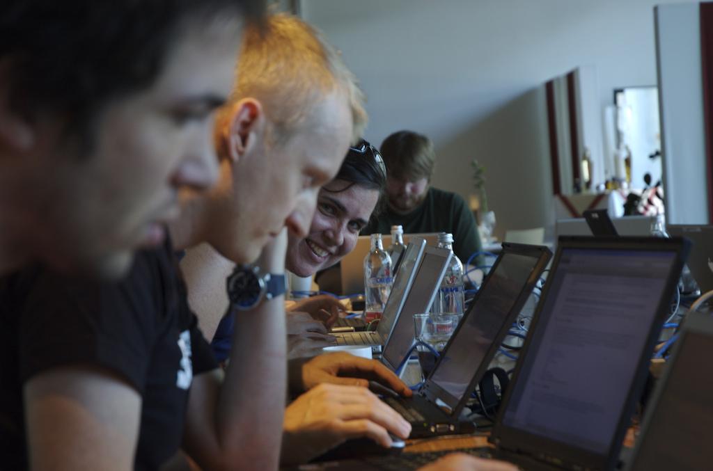 Рейтинг стран с лучшими программистами