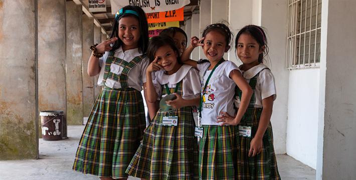 Детский сад в Маниле
