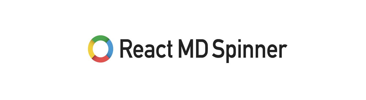 React MD Spinner